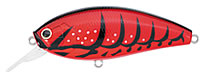 Daiwa Flat Flash Crank Red Craw